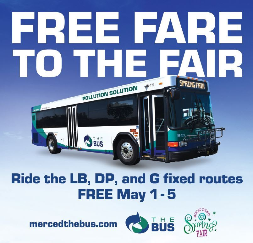 Free Fare to The Fair LB