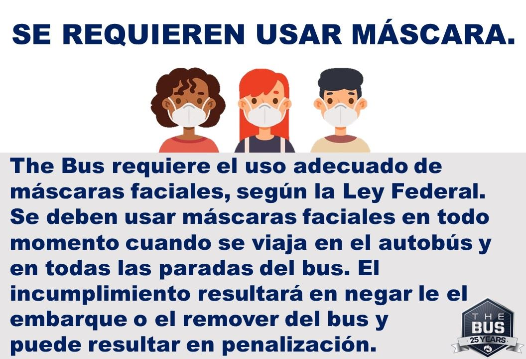 Mask Required _Spanish